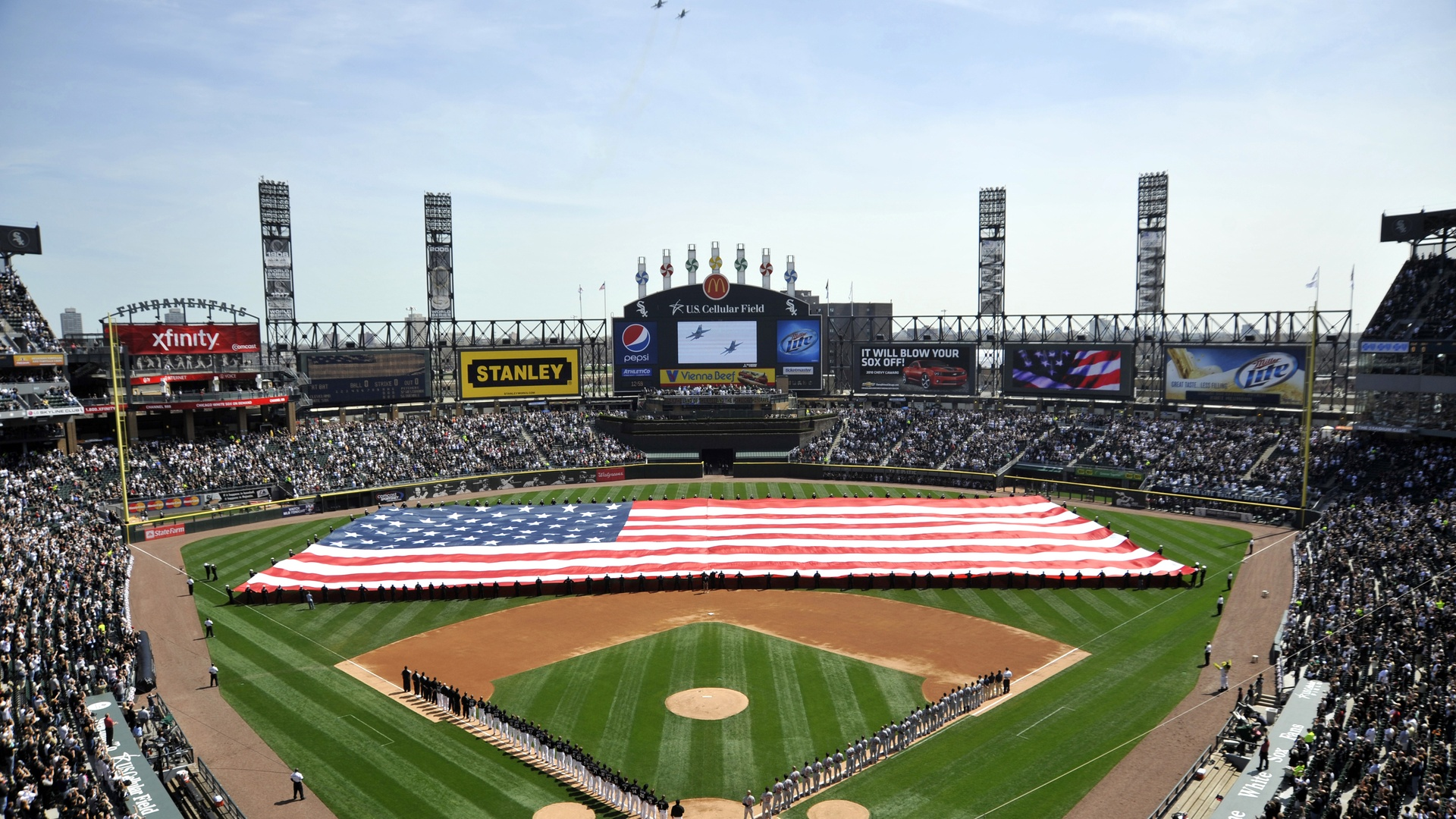 Amazing White Sox Game At U S Cellular Field Onthecornerstone Fun Painted Chair Ideas Images Onthecornerstoneorg