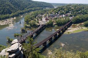 Visit Harpers Ferry National Historical Park, West Virginia