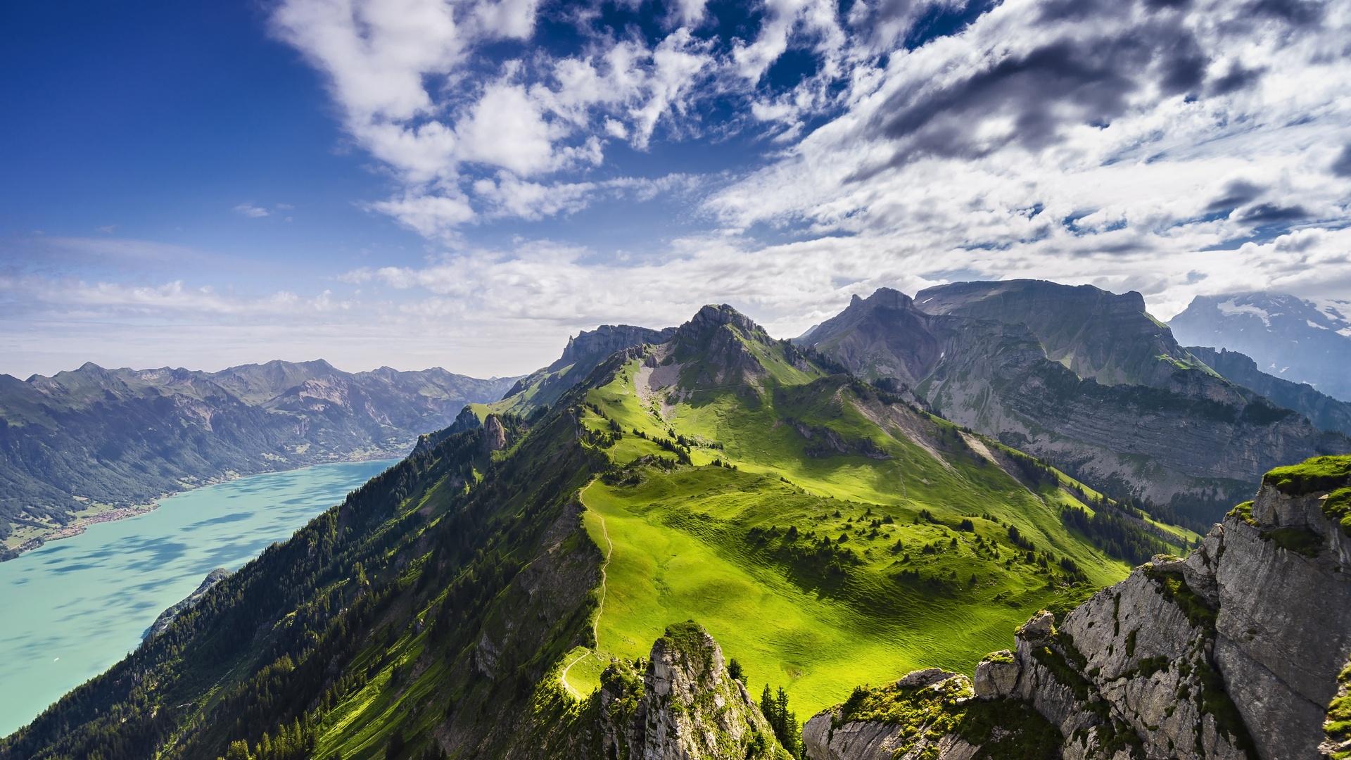 Schynige Platte to Grindelwald First