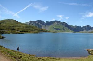 Hike 4-Lake Hike, Switzerland