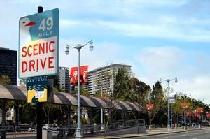 Drive 49-Mile Scenic Drive, San Francisco, California