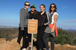 Complete 5-Peak Challenge, San Diego, California