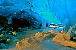 Explore Mendenhall Ice Caves, Juneau, Alaska