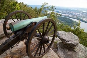 Visit Chickamauga and Chattanooga National Military Park, Georgia