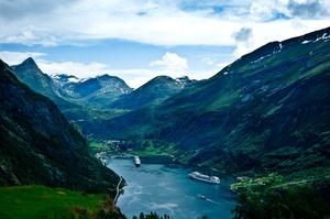 Explore Geiranger Fjord, Norway (UNESCO site)