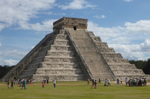 Visit Chichen-Itza, Mexico (UNESCO site)