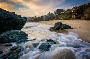 Visit 1,000 Steps Beach, Laguna Beach, California