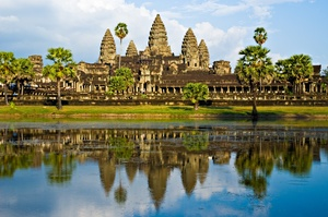 See Angkor Wat, Cambodia (UNESCO site)