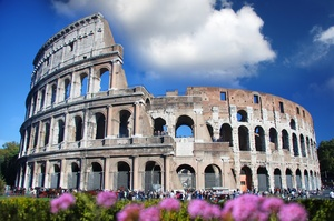 Visit Rome, Italy (UNESCO sites)