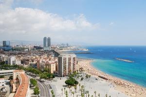 Visit Barcelona, Spain (UNESCO sites)