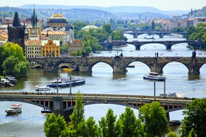Visit Prague, Czech Republic (UNESCO site)