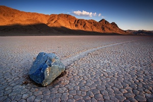 """See Racetrack Playa """"Sailing Stones"""", Death Valley National Park"""