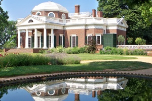 Visit Monticello & University of Virginia, Charlottesville (UNESCO site)