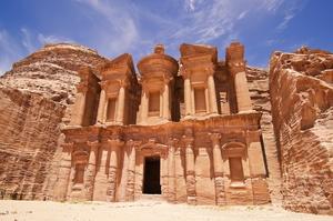 Visit Petra, Jordan (UNESCO site)