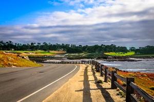 Drive 17-Mile Drive Pebble Beach, Monterey Peninsula, California