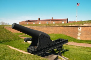 Visit Fort McHenry National Monument and Historic Shrine, Baltimore, Maryland