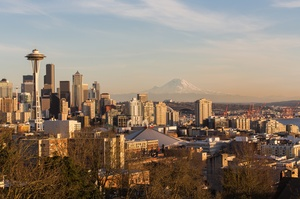 Visit Seattle, Washington