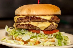 Hut S Hamburgers